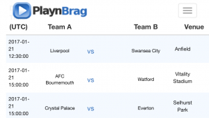 Premier League - Preview Gameweek 22