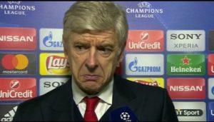 A dis-spirited Wenger