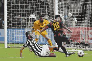Messi versus Buffon