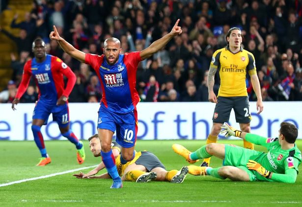 Palace put Arsenal to the sword