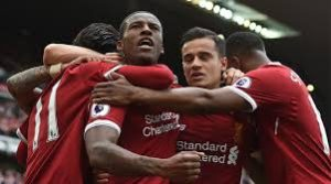 Liverpool beat Middlesborough 3-0 on the Final Day to secure 4th Spot
