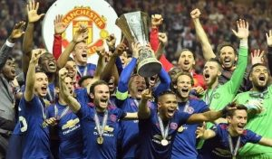 Manchester United - Champions of Europe - Kind of....???