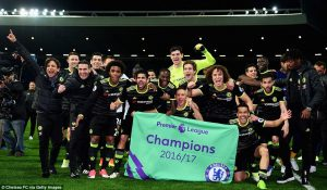 Premier League Champions 2016 - 2017