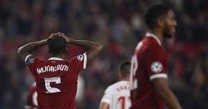Liverpool squander a 3 - 0 lead
