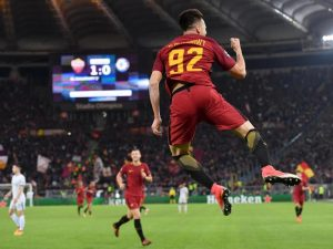 Roma put Chelsea to bed in Rome