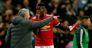 A rift has developed between United's manger & star player.........the United board will be monitoring proceedings nervously
