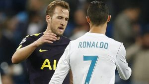 Can Kane inflict the sort of damage Ronaldo did on the Juve defence last Season
