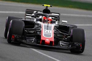 Haas pace looks promising