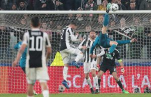 That goal...... At 33 years old Ronaldo still seems to defy the odds