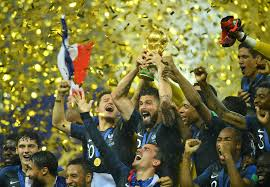 France World Cup Winners 2018