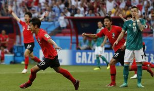 The moment Korea sealed Germany's fate and sent them home