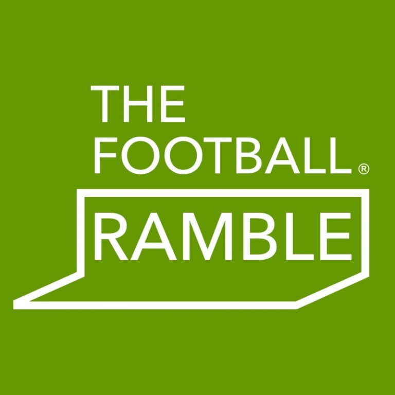 The Football Ramble podcast